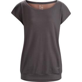 Arc'teryx Ardena - T-shirt manches courtes Femme - gris